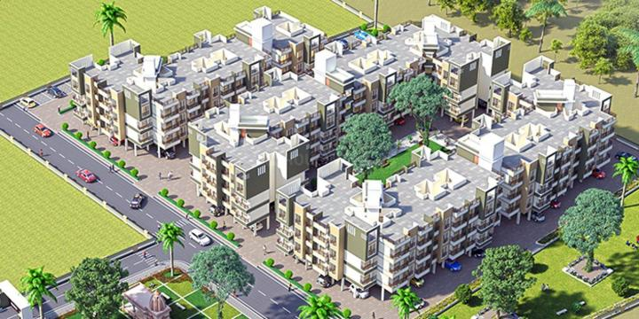 Gallery Cover Pic of Lxmi Aakash Complex