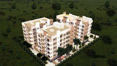 Gallery Cover Image of 955 Sq.ft 3 BHK Apartment for buy in DS Meadows Square, Rajarhat for 5200000