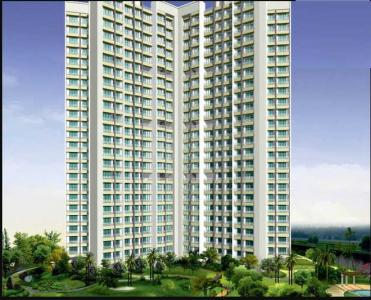 Gallery Cover Image of 630 Sq.ft 1 BHK Apartment for rent in Gajra Bhoomi Lawns 2, Shilgaon for 9000