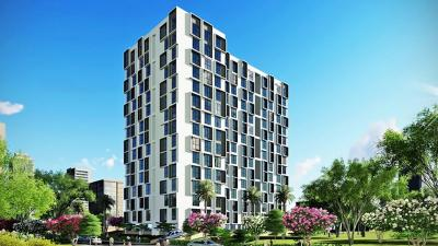 Gallery Cover Image of 570 Sq.ft 1 BHK Apartment for buy in Omkar Vive, Kurla West for 12500000