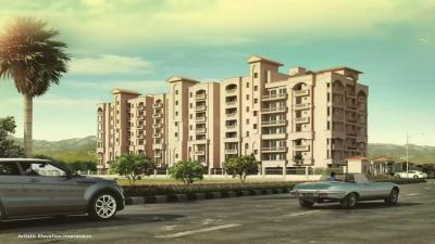 Gallery Cover Image of 1150 Sq.ft 1 BHK Apartment for buy in Sikka Kingston Greens, Hathibarkala Salwala for 8050000