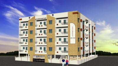 Gallery Cover Image of 1060 Sq.ft 2 BHK Apartment for buy in Sai Ashirwaadh Lake view, Begur for 4200000