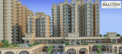 Gallery Cover Image of 767 Sq.ft 2 BHK Apartment for buy in MRG The Balcony, Sector 93 for 3110000
