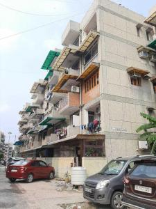 Gallery Cover Image of 750 Sq.ft 2 BHK Apartment for buy in DDA Baghban Apartment, Rohini Sector 28  for 7750000