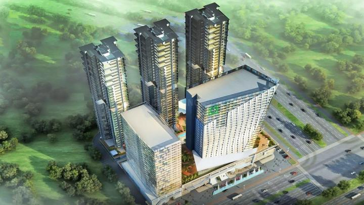 Gallery Cover Pic of Lotus Greens Square Residences