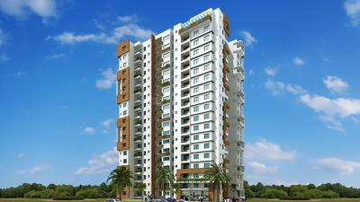 Gallery Cover Image of 1913 Sq.ft 3 BHK Apartment for buy in Sunnyside, Bhoganhalli for 16000000