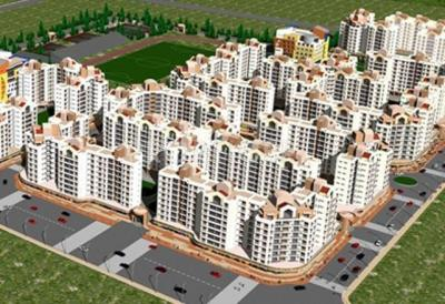 Gallery Cover Image of 1110 Sq.ft 3 BHK Apartment for buy in Evershine Millennium, Kandivali East for 20500000