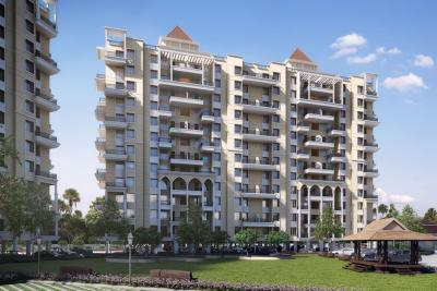 Gallery Cover Image of 1090 Sq.ft 2 BHK Apartment for buy in Nyati Ethos, Mohammed Wadi for 6500000