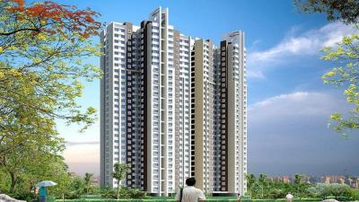 Gallery Cover Image of 600 Sq.ft 1 BHK Apartment for rent in Lodha Casa Royale, Thane West for 19000