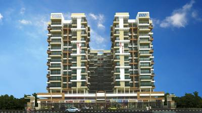 Gallery Cover Image of 1685 Sq.ft 3 BHK Apartment for buy in Bhagwati Bay Bliss, Ulwe for 15000000