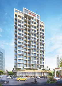 Gallery Cover Image of 700 Sq.ft 1 BHK Apartment for buy in Dev Sakha, Uran for 4400000