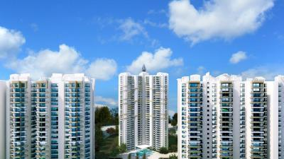 Gallery Cover Image of 1255 Sq.ft 3 BHK Apartment for rent in Supertech Eco Village 3, Noida Extension for 7000