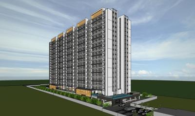 Gallery Cover Image of 730 Sq.ft 1 BHK Apartment for buy in Monarch Phase 1, Balewadi for 4900000