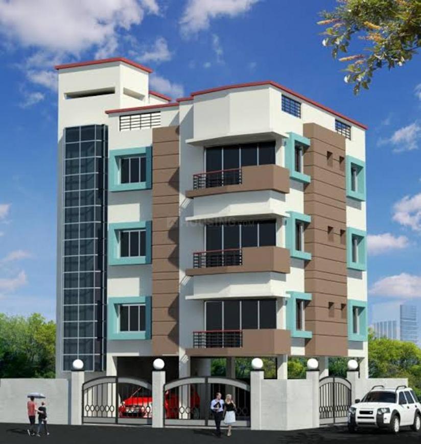 Gallery Cover Pic of Purba Swapna Neer Apartment