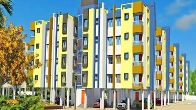 Gallery Cover Image of 965 Sq.ft 3 BHK Apartment for rent in Larica Township, Barasat for 9000
