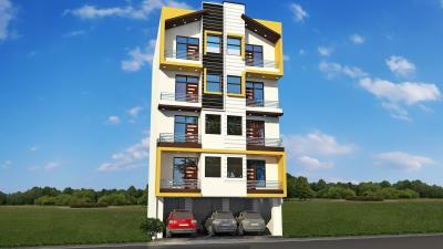 Gallery Cover Image of 925 Sq.ft 2 BHK Apartment for buy in Srijan PR Enclave, Wave City for 2000000