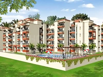 Gallery Cover Image of 1289 Sq.ft 3 BHK Apartment for buy in Damden Zephyr, Gottigere for 4800000
