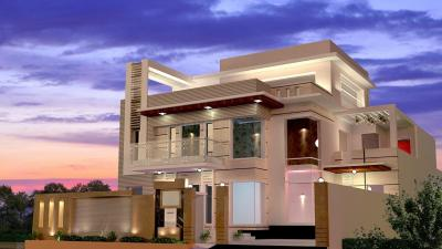 Gallery Cover Image of 880 Sq.ft 2 BHK Independent House for rent in Nav Mahal Floors 1, Sector 19 for 9500
