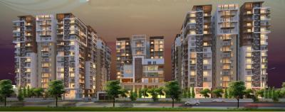 Gallery Cover Image of 2085 Sq.ft 3 BHK Apartment for rent in Vajra's Jasmine County, Nanakram Guda for 50000