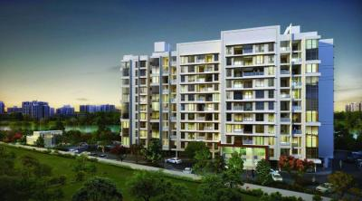 Gallery Cover Image of 1050 Sq.ft 2 BHK Apartment for rent in Geras Misty Waters, Mundhwa for 20000