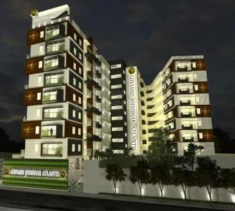 Gallery Cover Image of 1800 Sq.ft 3 BHK Apartment for buy in Govianu Jodidhar Atlantis, Sahakara Nagar for 13400000