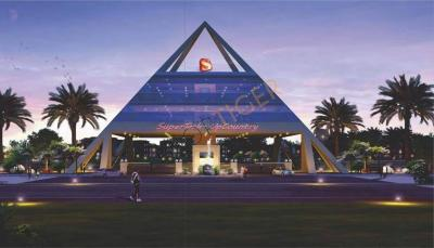 Residential Lands for Sale in Supertech Up Country Plots