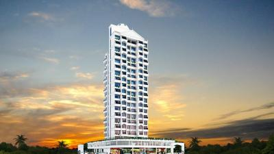 Gallery Cover Image of 1000 Sq.ft 2 BHK Apartment for buy in RS Exotica, Kharghar for 11000000