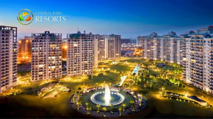 Gallery Cover Pic of Central Park Bellavista Towers