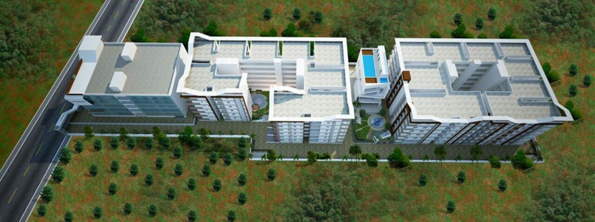 Subishi Gowthami Luxury Residential Flats in Kompally