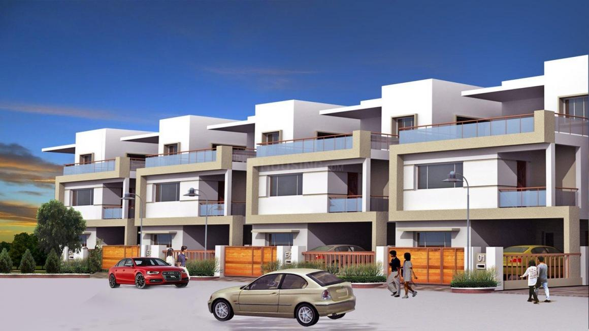 Gallery Cover Pic of Kribh Westend Villas