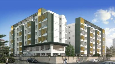 Gallery Cover Image of 1800 Sq.ft 3 BHK Apartment for buy in SB Onyx, Devarachikkana Halli for 8638200