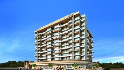 Gallery Cover Image of 1180 Sq.ft 2 BHK Apartment for rent in Platinum Escaso, Ulwe for 15500
