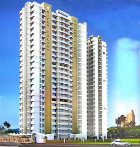 Gallery Cover Image of 450 Sq.ft 1 BHK Apartment for buy in Nipun Galaxy, Bhandup West for 5400000