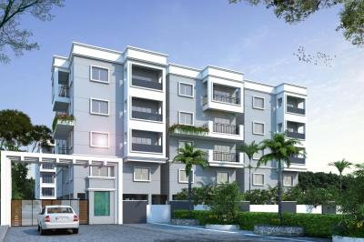 Gallery Cover Image of 1575 Sq.ft 3 BHK Apartment for buy in SJ Pinnacle, Varthur for 7000000