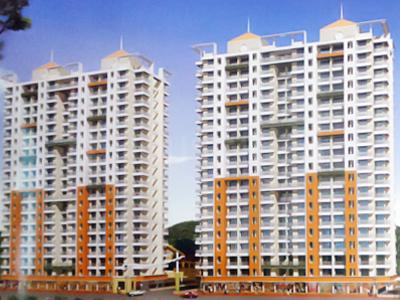Gallery Cover Image of 756 Sq.ft 1 BHK Apartment for buy in Shree Krupa Nandanvan Homes, Kalwa for 8000000