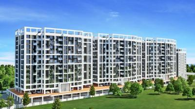Gallery Cover Image of 1500 Sq.ft 3 BHK Apartment for rent in Pristine Prolife, Wakad for 22000