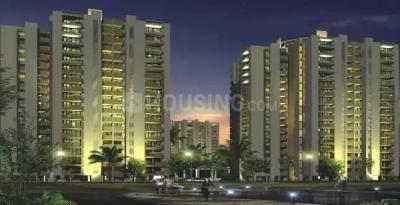 Gallery Cover Image of 1320 Sq.ft 2 BHK Apartment for buy in Paramount Mapple, Crossings Republik for 4450000