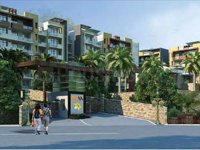 Gallery Cover Image of 1866 Sq.ft 3 BHK Apartment for buy in Golden Manor, Bhagwant Pur for 8500000