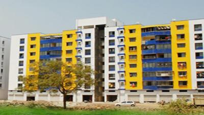 Gallery Cover Image of 850 Sq.ft 2 BHK Apartment for rent in Vihar, Shivane for 7500