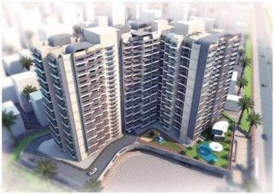 Gallery Cover Image of 735 Sq.ft 1 BHK Apartment for buy in Daichi Aabiel Heights, Bhayandar West for 5800000