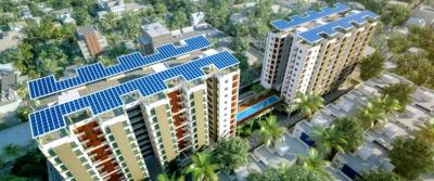 Gallery Cover Pic of Eden Solaris Bonhooghly Phase 2