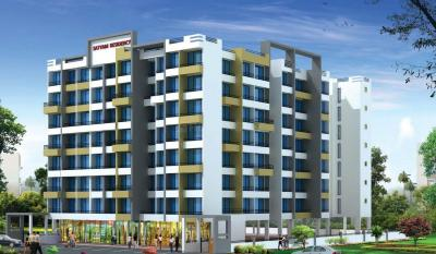 Gallery Cover Image of 1200 Sq.ft 2 BHK Apartment for rent in Satyam Residency, Ulwe for 13000