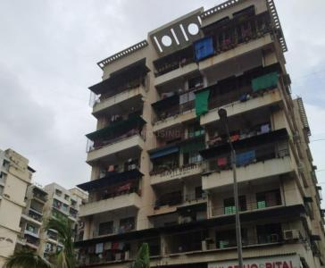 Gallery Cover Image of 1100 Sq.ft 2 BHK Apartment for buy in Dharti Hights, Kamothe for 8400000