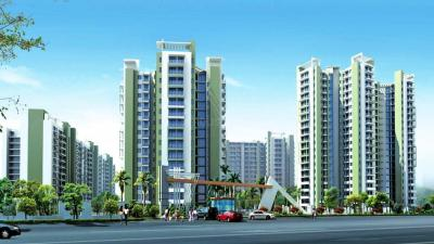 Gallery Cover Image of 2300 Sq.ft 4 BHK Apartment for rent in Mapsko Royale Ville, Sector 82 for 29000