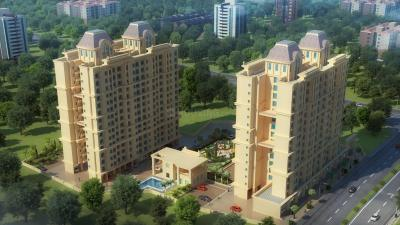 Gallery Cover Image of 850 Sq.ft 2 BHK Apartment for buy in Darshan Platinum Heritage, Hiranandani Estate for 8000000
