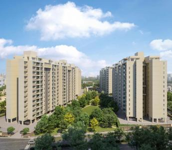 Gallery Cover Image of 2041 Sq.ft 3 BHK Apartment for buy in Swati Parkside, Shela for 7000000