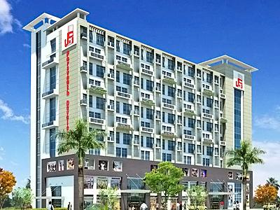 Gallery Cover Image of 1870 Sq.ft 3 BHK Apartment for buy in Parsvnath Planet, Gomti Nagar for 10500000