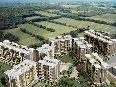 Gallery Cover Image of 950 Sq.ft 2 BHK Apartment for rent in Rama Air Castles, Hinjewadi for 12000