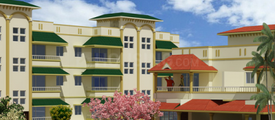Gallery Cover Image of 768 Sq.ft 1 BHK Apartment for rent in Ashiana Gulmohar Gardens Phase VII, Vatika for 7500