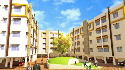 Gallery Cover Image of 150 Sq.ft 1 BHK Independent Floor for rent in Airport Residency, Birati for 3000